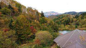 11月15日、奈川野麦高根線、冬季閉鎖予定