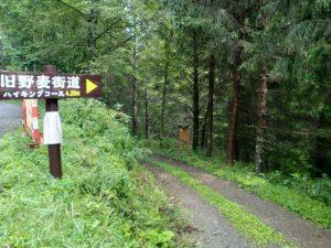 道路情報 野麦-奈川線